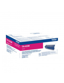 Toner Originale Brother TN-423M (Magenta 4000 pagine)