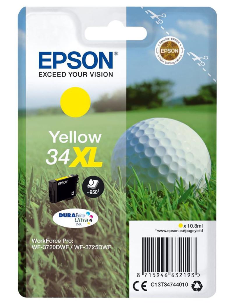 Cartuccia Originale Epson T347440 (Giallo 950 pagine)
