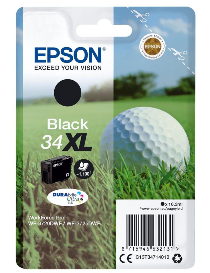 Cartuccia Originale Epson T347140 34XL (Nero 1100 pagine)