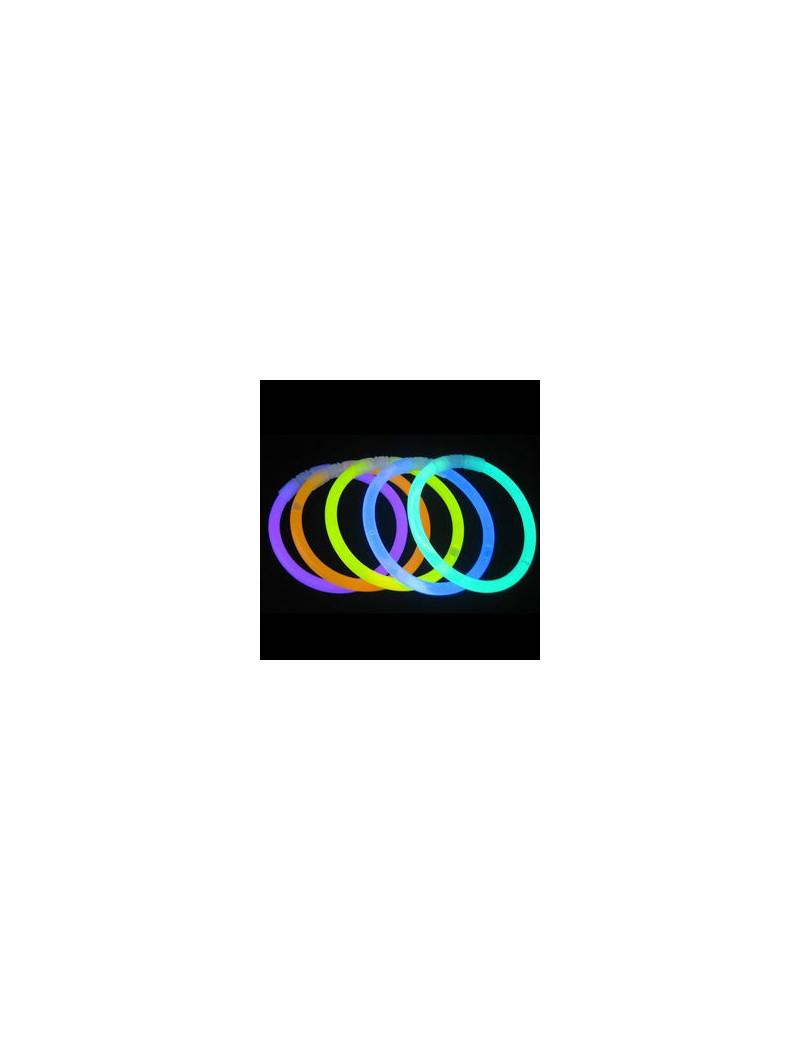 Braccialetti Luminosi - Assortiti (Conf. 100)