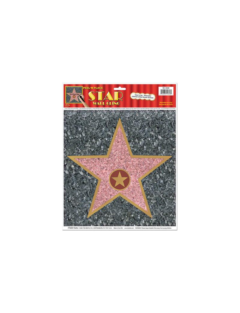 Mattonella Hollywood Star Adesiva