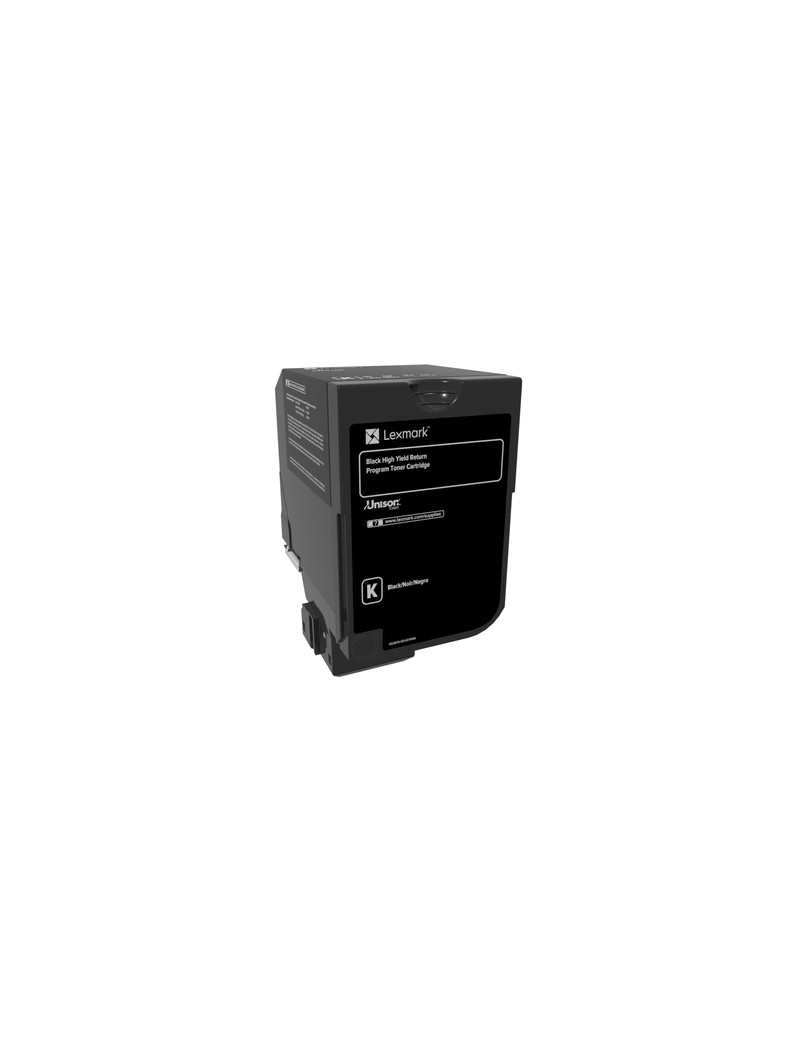 Toner Originale Lexmark 84C2HK0 (Nero 25000 pagine)