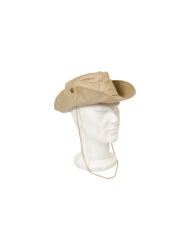 Cappello Safari Beige