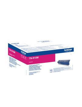 Toner Originale Brother TN-910M (Magenta 9000 pagine)