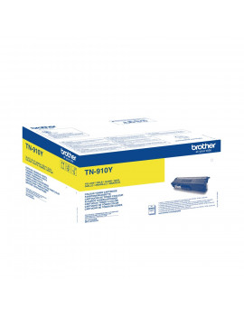 Toner Originale Brother TN-910Y (Giallo 9000 pagine)