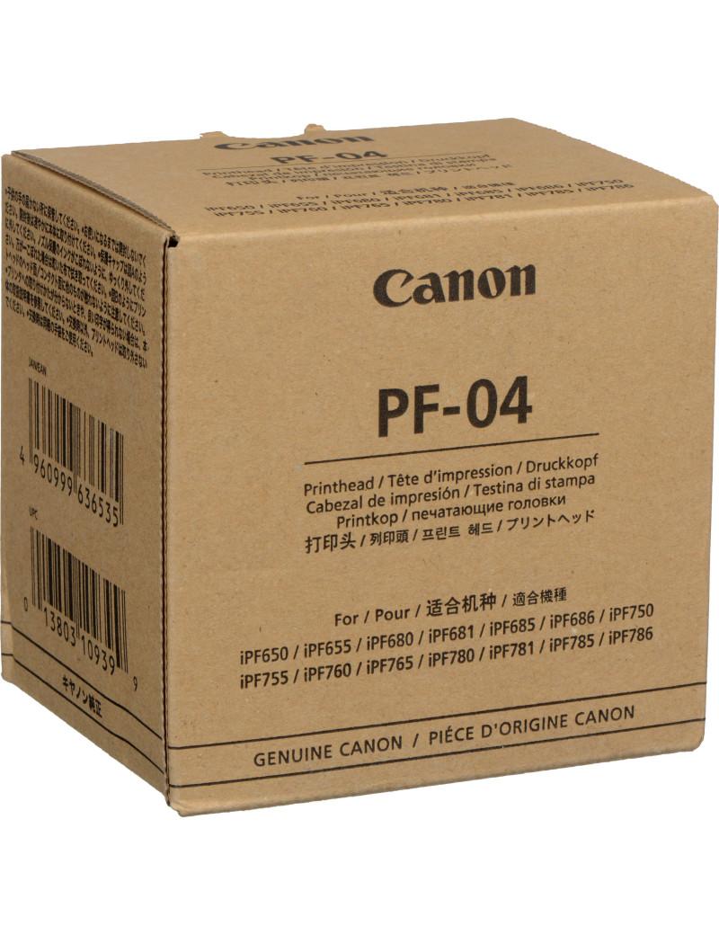 Testina di Stampa Originale Canon PF-04