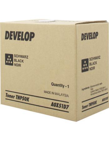 Toner Originale Develop TNP50Y A0X52D7 (Giallo 5000 pagine)
