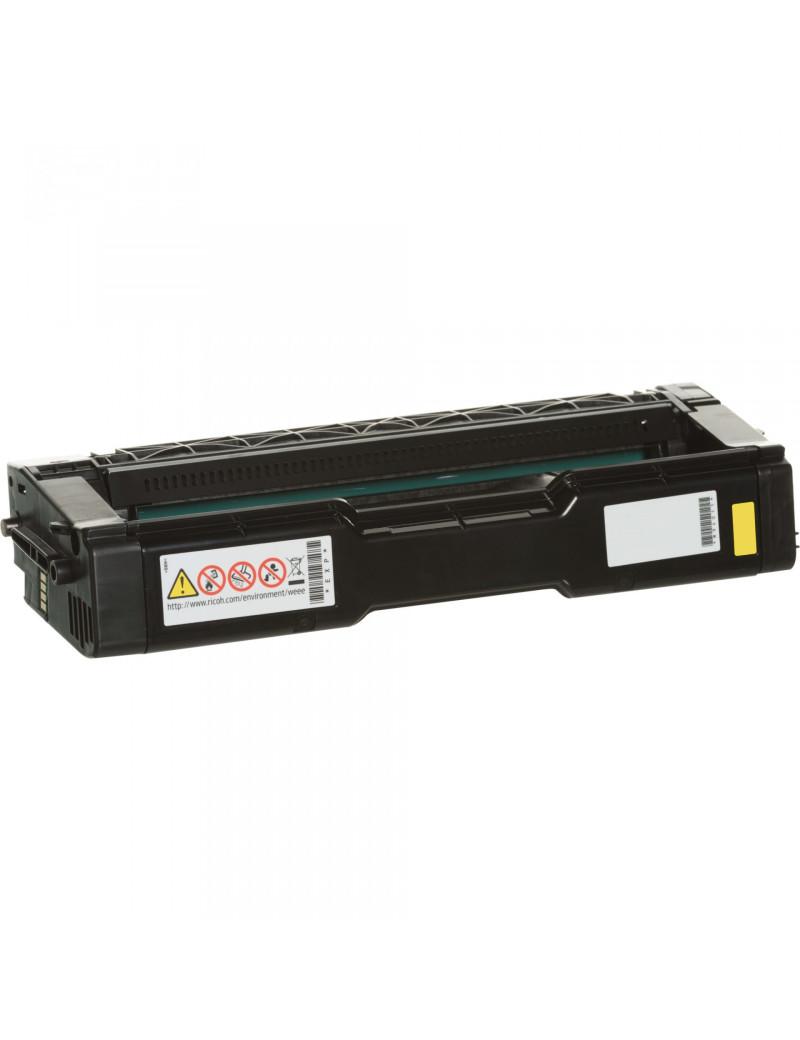 Toner Compatibile Ricoh SPC-310y 406482 407635 (Giallo 6000 pagine)