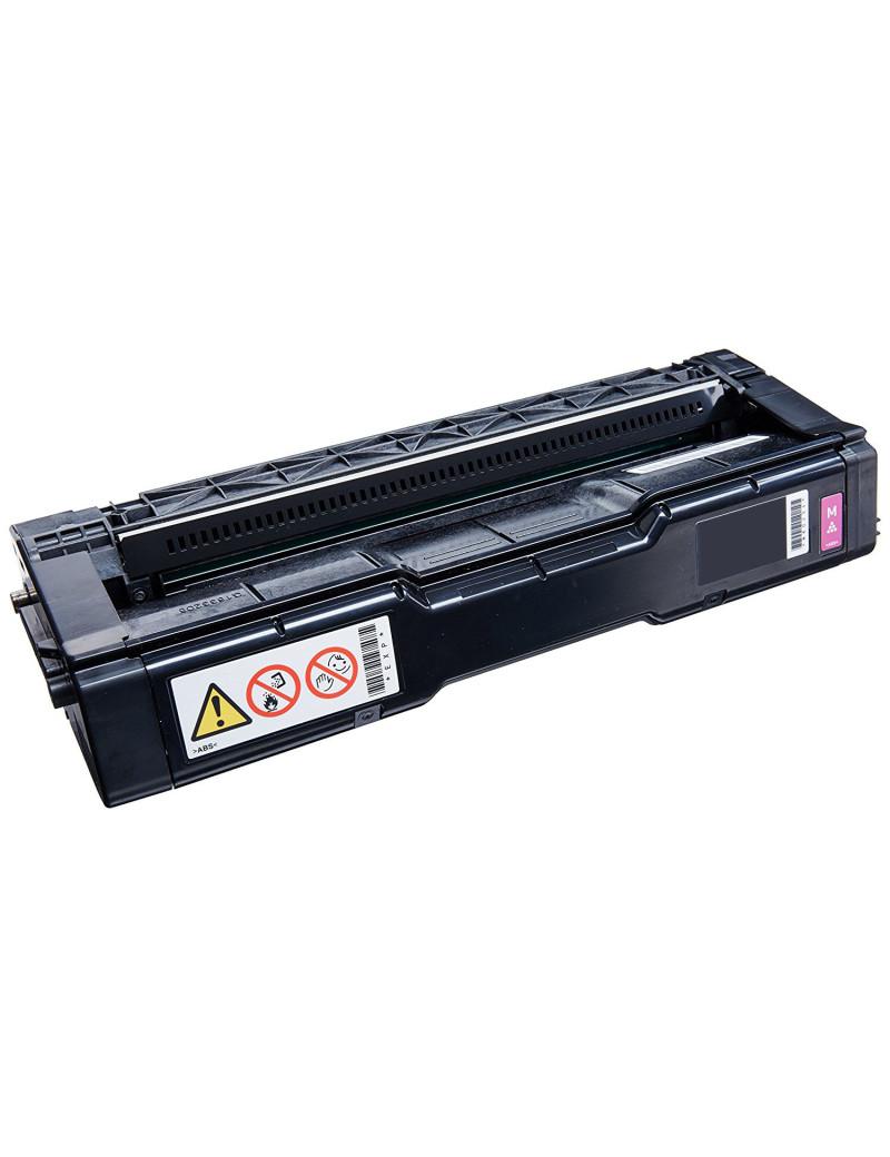 Toner Compatibile Ricoh Type SP C220 406054 406099 406767 407644 (Magenta 2000 pagine)