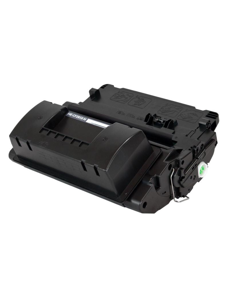 Toner Compatibile HP CF281X 81X (Nero 25000 pagine)