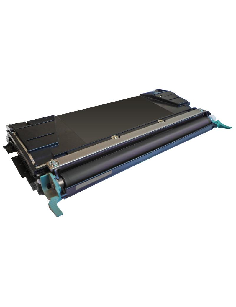 Toner Compatibile Lexmark X748 X748H1MG (Magenta 10000 pagine)