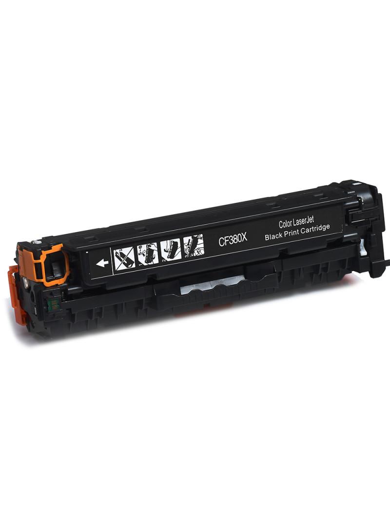 Toner Compatibile HP CF380X 312X (Nero 4400 Pagine)