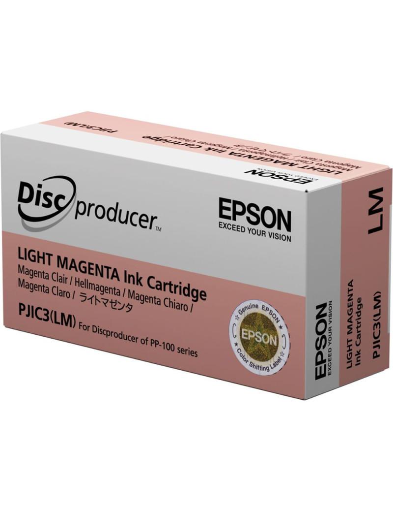 Cartuccia Originale Epson S020449 PJIC3 (Magenta Chiaro 31,5 ml)