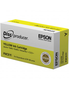 Cartuccia Originale Epson S020451 PJIC5 (Giallo 31,5 ml)