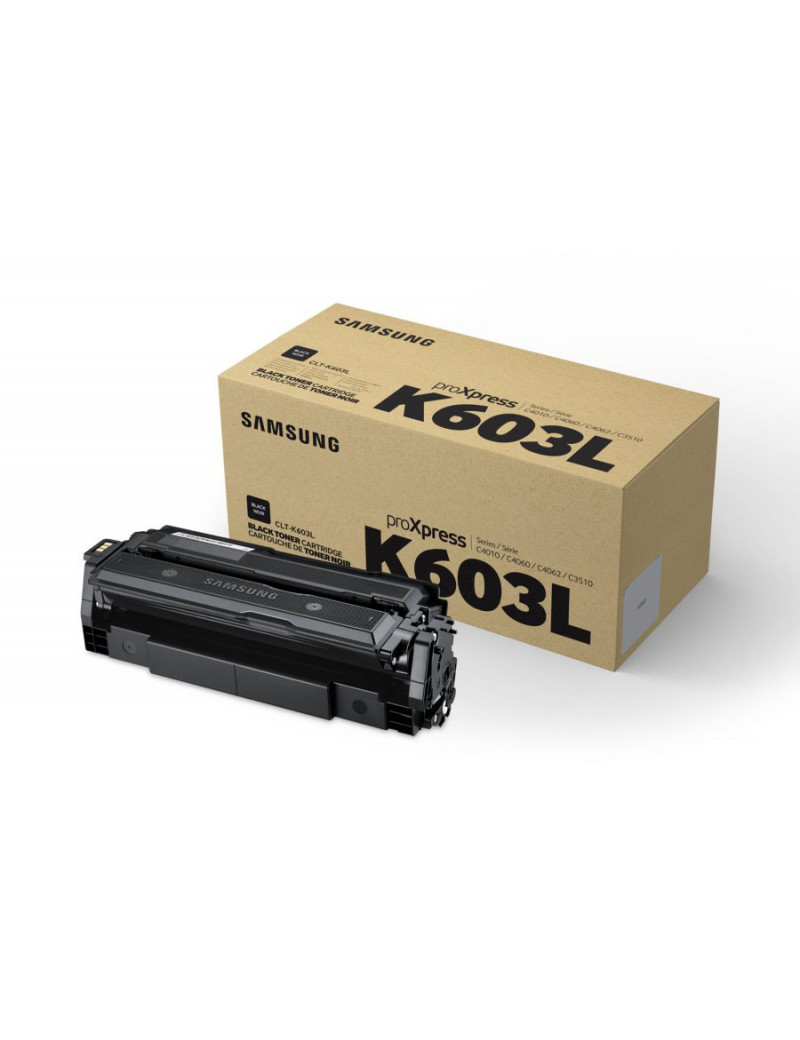 Toner Originale Samsung CLT-K603L SU214A (Nero 15000 pagine)