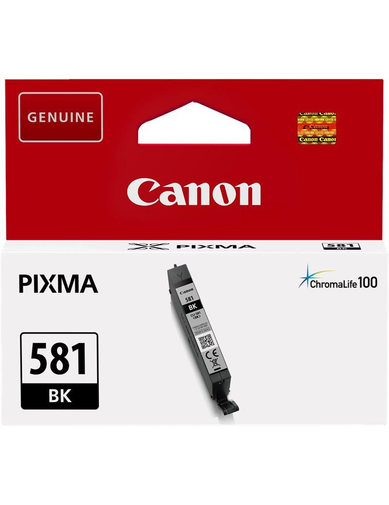 Cartuccia Originale Canon CLI-581bk 2106C001 (Nero 750 pagine)