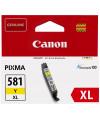 Cartuccia Originale Canon CLI-581y XL 2051C001 (Giallo 520 pagine)