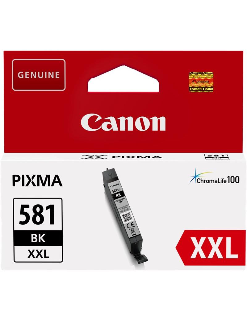Cartuccia Originale Canon CLI-581bk XXL 1998C001 (Nero 4590 pagine)