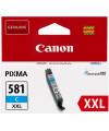 Cartuccia Originale Canon CLI-581c XL 2049C001 (Ciano 520 pagine)