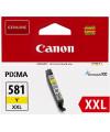 Cartuccia Originale Canon CLI-581y XXL 1997C001 (Giallo 830 pagine)