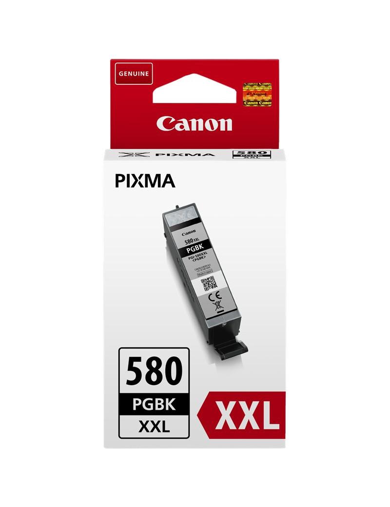 Cartuccia Originale Canon PGI-580pgbk XXL 1970C001 (Nero Foto 600 pagine)