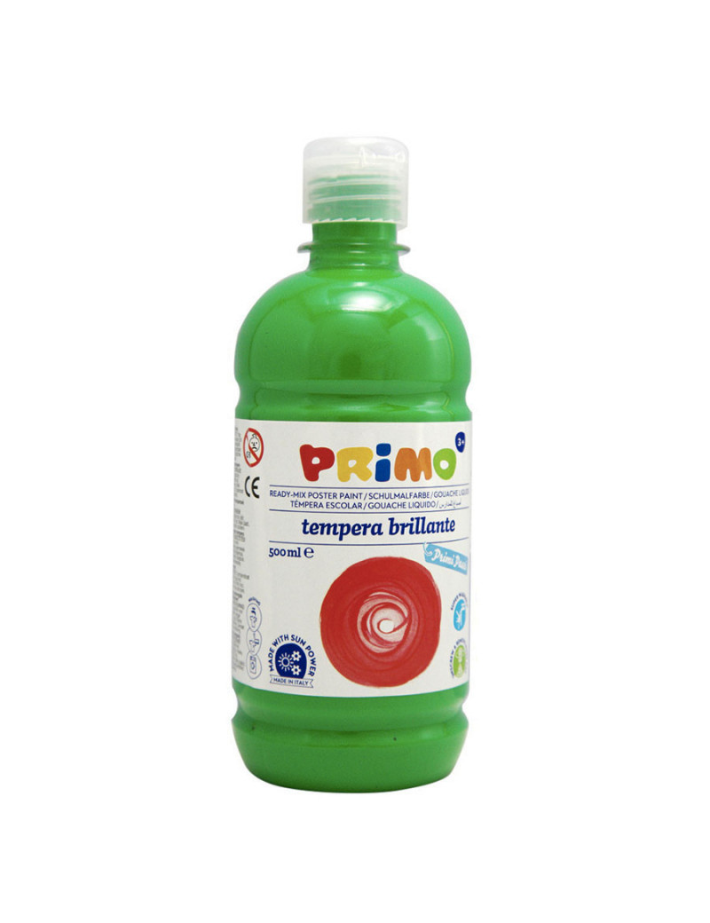 Tempera Brillante Primo - 1000 ml (Verde Brillante)