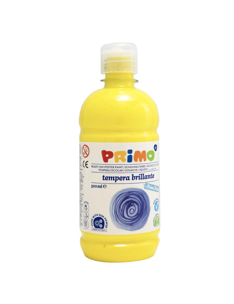 Tempera Brillante Primi Passi Primo - 1000 ml (Giallo Primario)
