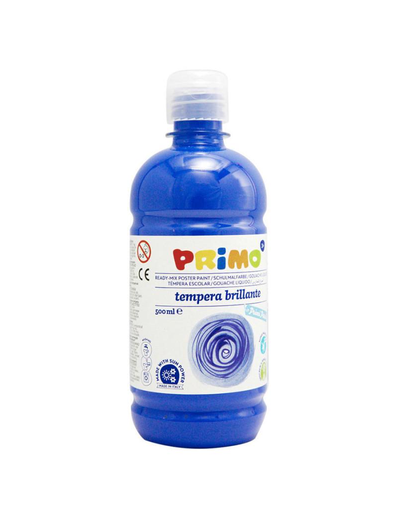 Tempera Brillante Primi Passi Primo - 1000 ml (Blu Oltremare)