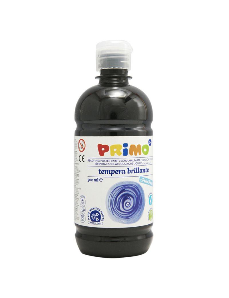 Tempera Brillante Primi Passi Primo - 1000 ml (Nero)