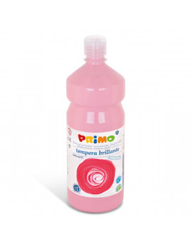 Tempera Brillante Primi Passi Primo - 1000 ml (Rosa)