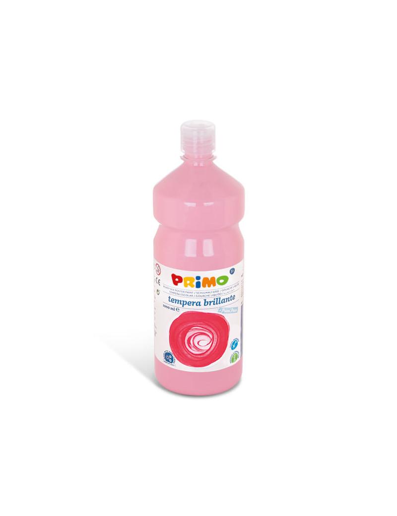 Tempera Brillante Primi Passi Primo - 1000 ml (Rosa)