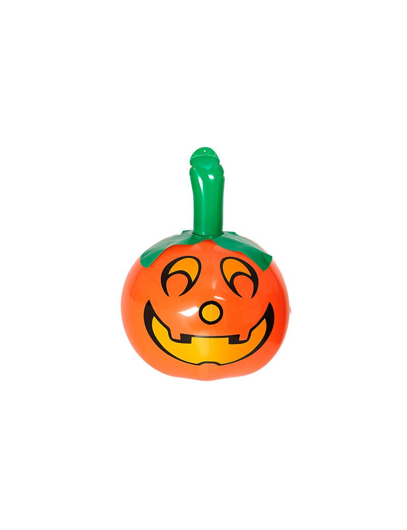 Zucca Halloween Gonfiabile - 46 cm