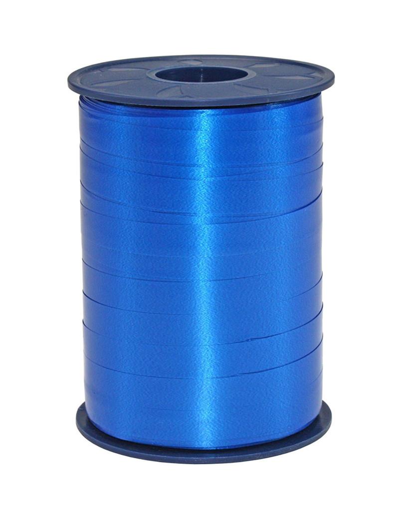 Nastro in Rocchetto per Regali Bolis - 10 mm x 250 m (Blu)