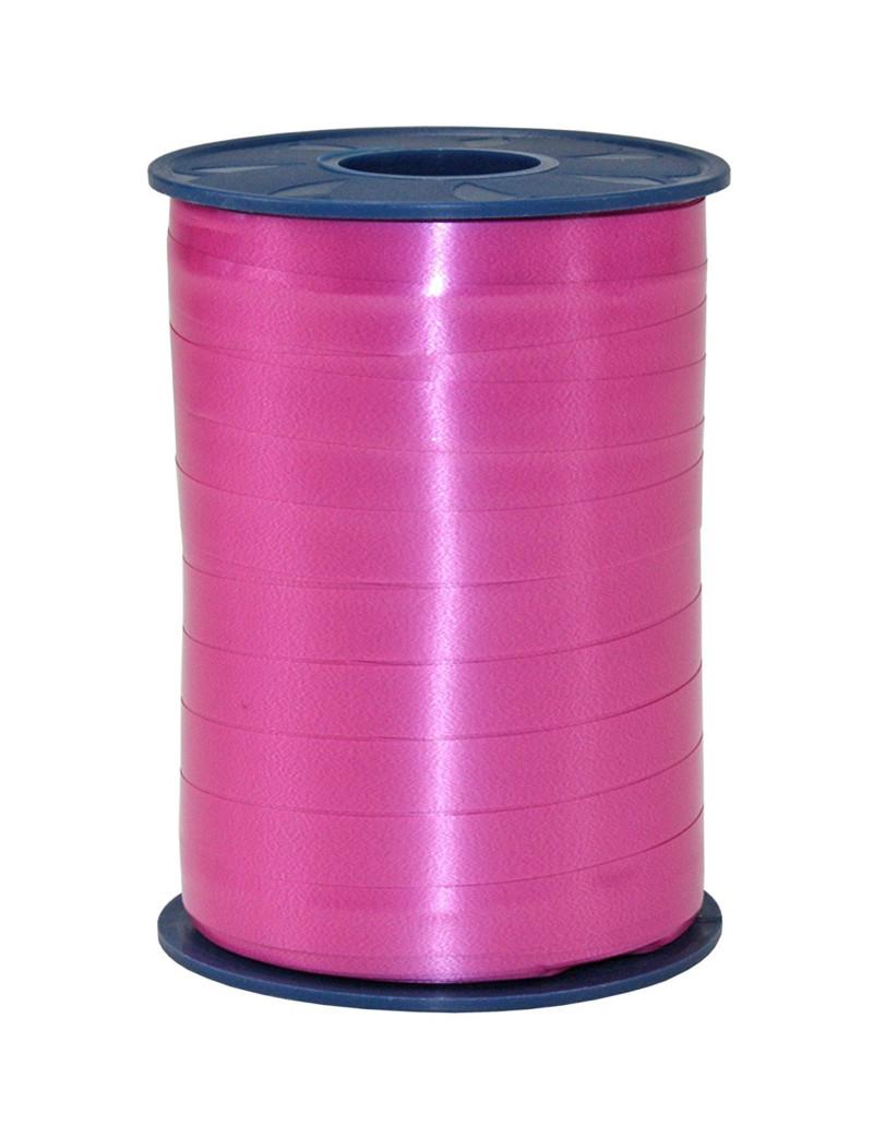 Nastro in Rocchetto per Regali Bolis - 10 mm x 250 m (Rosa)