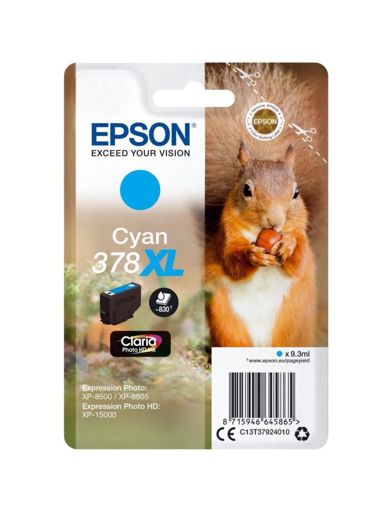 Cartuccia Originale Epson T379240 378XL (Ciano 830 pagine)