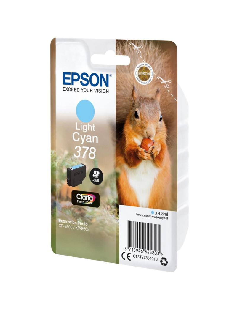Cartuccia Originale Epson T378540 378 (Ciano Chiaro 360 pagine)