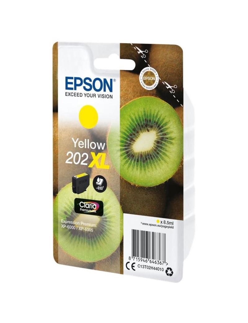 Cartuccia Originale Epson T02H440 202XL (Giallo 650 pagine)