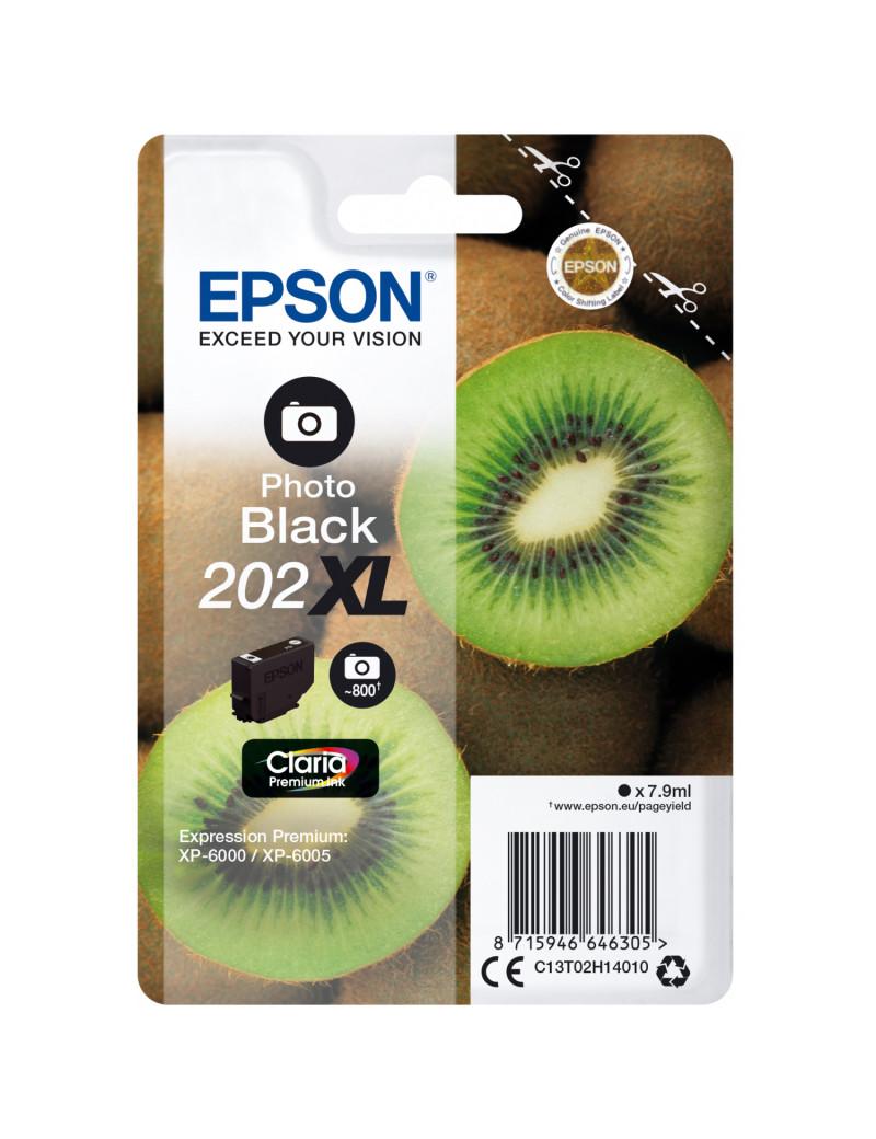 Cartuccia Originale Epson T02G140 202XL (Nero 550 pagine)