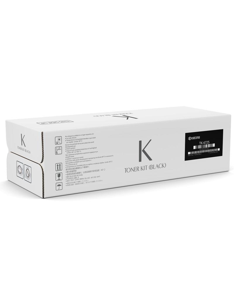 Toner Originale Kyocera TK-6725 1T02NJ0NL0 (Nero 70000 pagine)