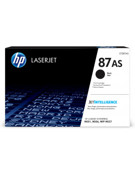 Toner Originale HP CF287AS 87AS (Nero 6000 pagine)