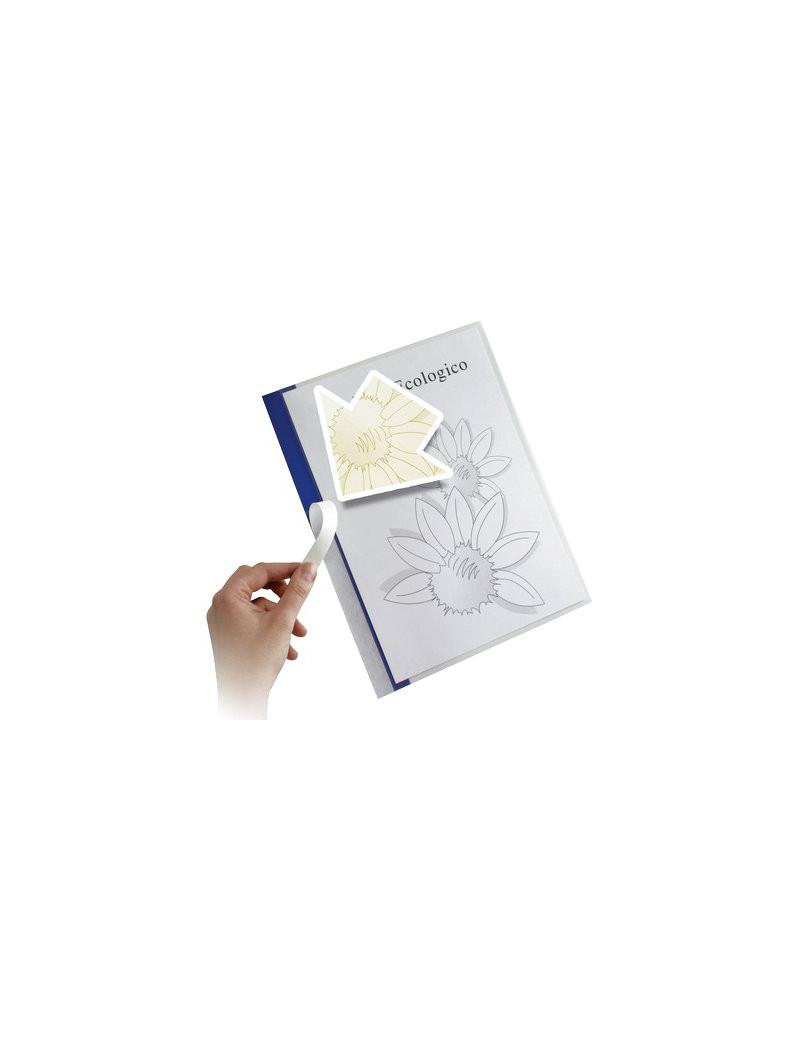 Cartellina per Rilegatura Poli 200 Sei Rota - 66230507 (Blu Conf. 10)
