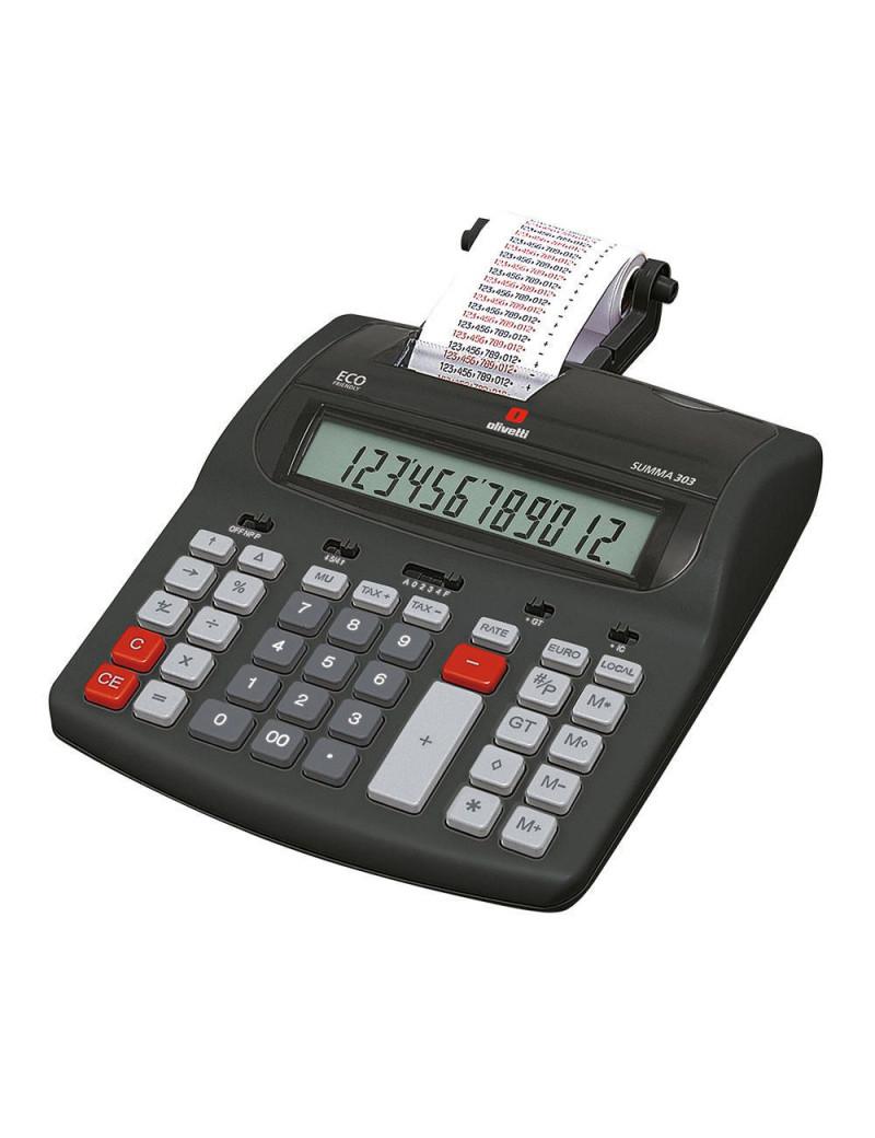 Calcolatrice Scrivente Olivetti Summa 303EU