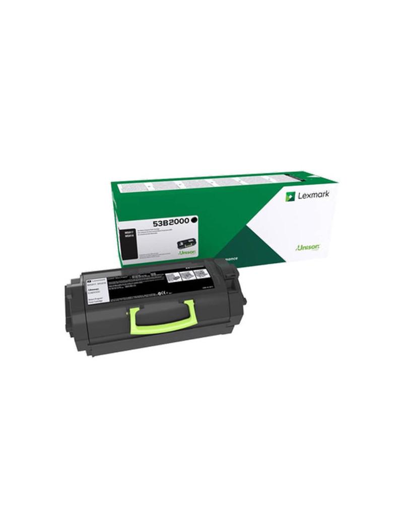 Toner Originale Lexmark 53B2000 (Nero 11000 pagine)
