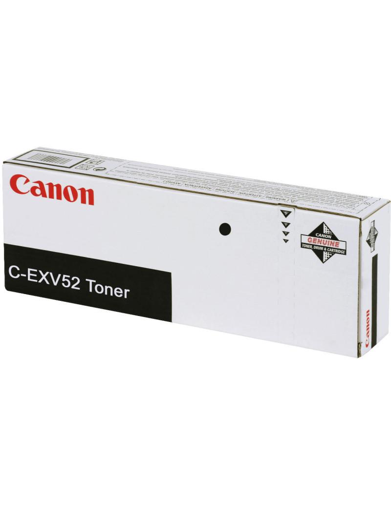 Toner Originale Canon C-EXV52bk 0998C002 (Nero 82500 pagine)