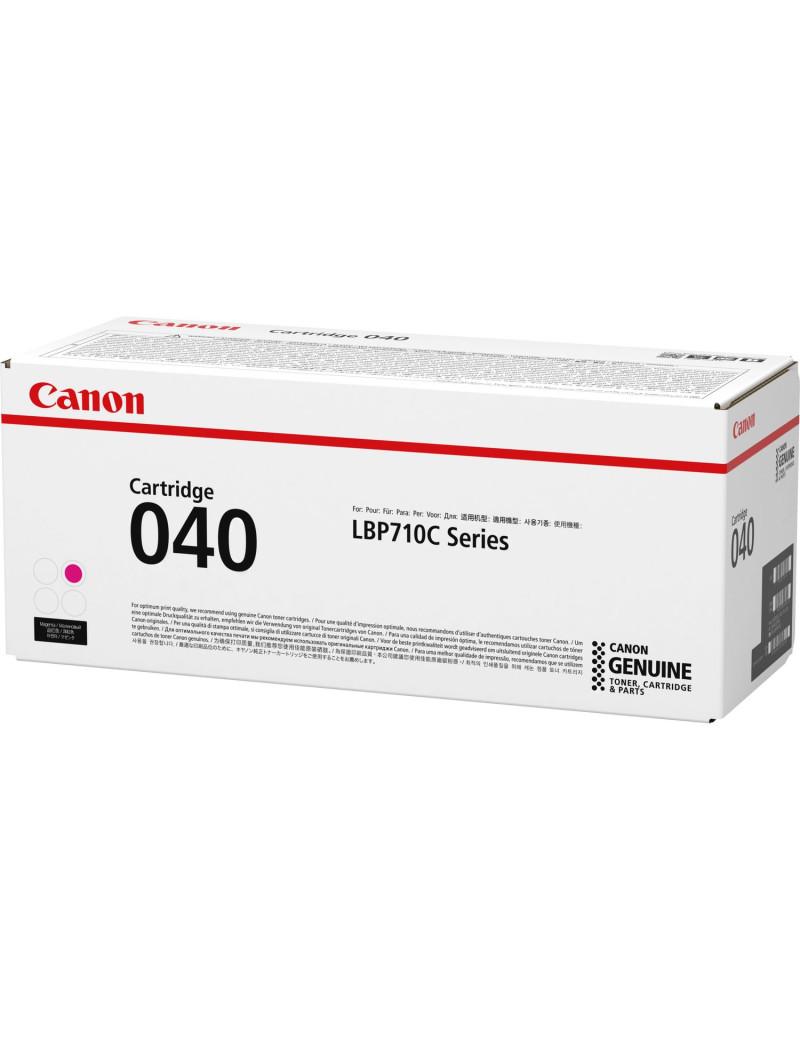 Toner Originale Canon 040m 0456C001 (Magenta 5400 pagine)