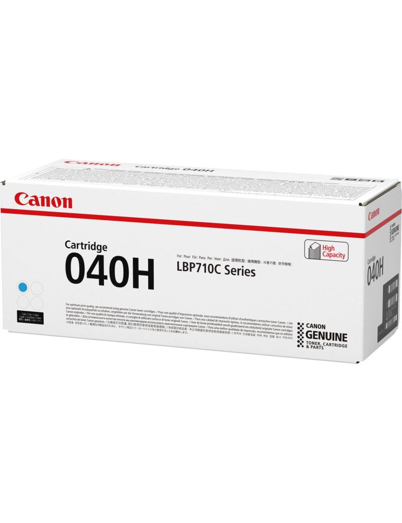 Toner Originale Canon 040c 0458C001 (Ciano 5400 pagine)