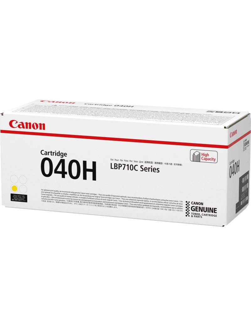 Toner Originale Canon 040hy 0455C001 (Giallo 10000 pagine)