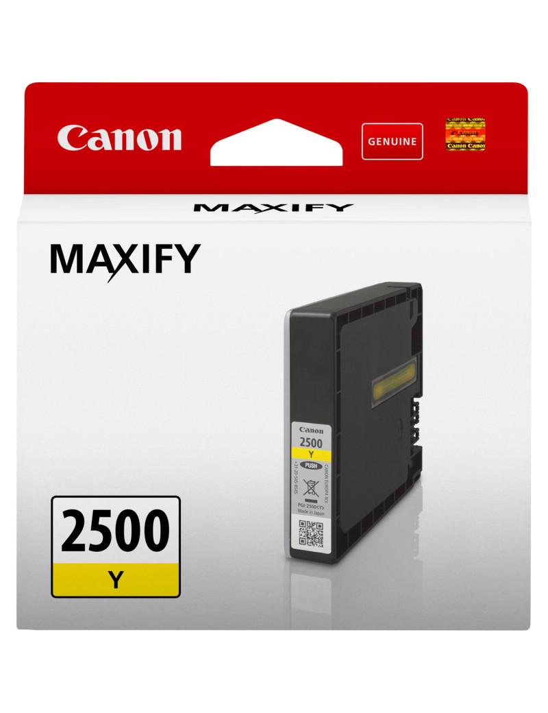 Cartuccia Originale Canon PGI-2500y 9303B001 (Giallo 700 pagine)
