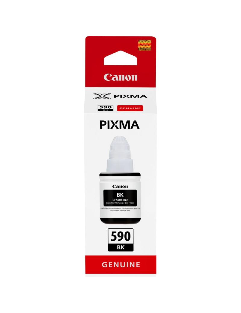 Cartuccia Originale Canon GI590bk 1603C001 (Nero 6000 pagine)