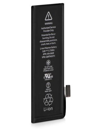 Batteria per iPhone 5C APN 616-0669